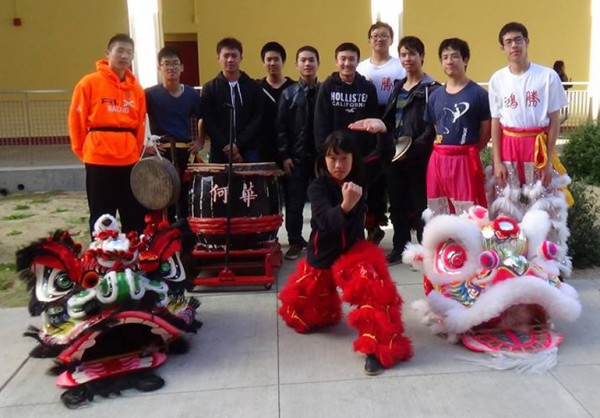 Abraham Lincoln Lion Dance Club