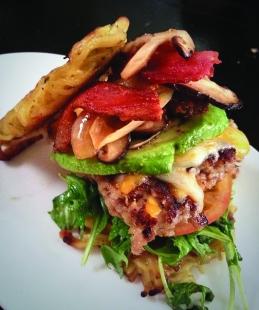 Nombe Ramen Burger